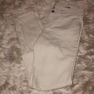 Arizona white jeans